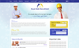 Royal mark recruitment